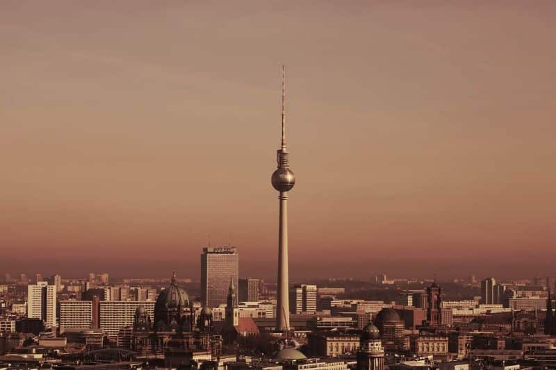 National alex day,                 berlin tv tower skyline                berlin tv tower skyline
