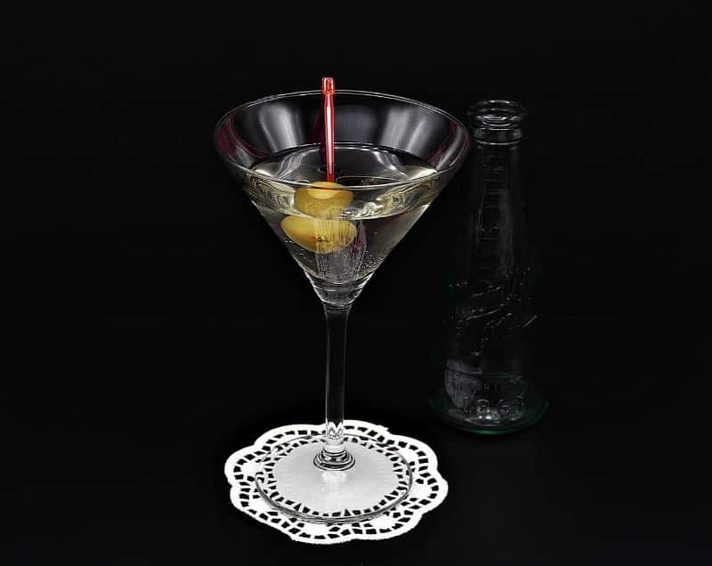 National martini day,                 martini bar lychee