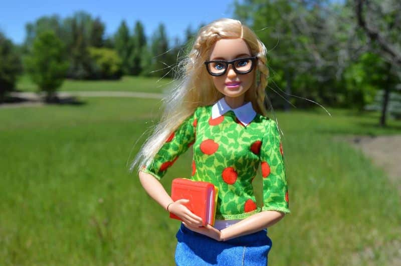 National nerd day,                 barbie doll books                laptop office home office                hulk marvel actionfigure
